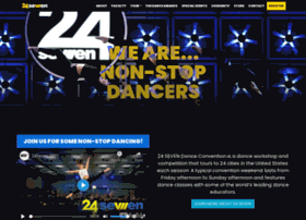 24sevendance.com