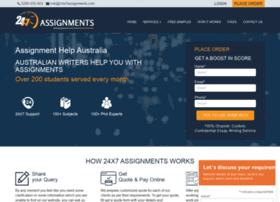 24x7assignments.com