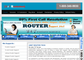24x7routertech.com