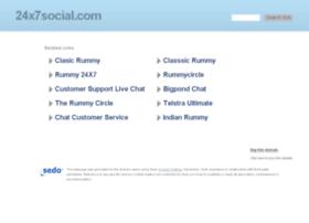 24x7social.com
