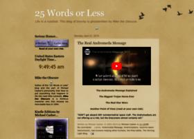 25-words-or-less.blogspot.com