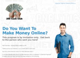 250cashclub.com