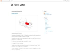 28rantslater.blogspot.de
