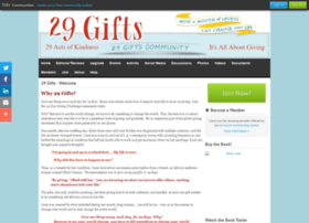 29gifts.org