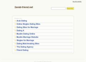 2arab-friend.net