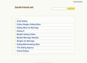 2arab-friend.net