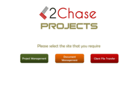 2chaseprojects.co.uk