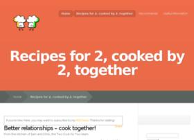 2cookfor2.com