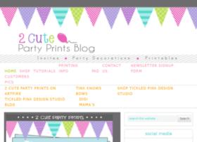 2cutepartyprintsblog.digimamas.com