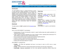 2decomp.org