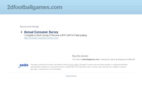 2dfootballgames.com