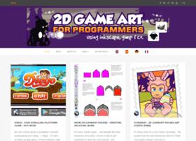 2dgameartforprogrammers.blogspot.fr