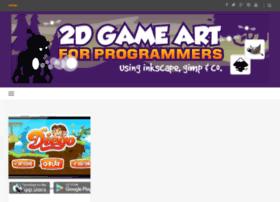 2dgameartforprogrammers.blogspot.ie