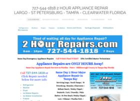 2hourappliancerepair.com