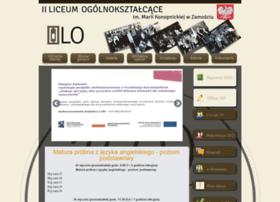 2lozamosc.pl
