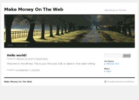 2makemoneyontheweb.com