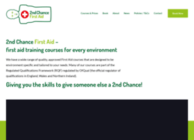 2ndchancefirstaid.co.uk