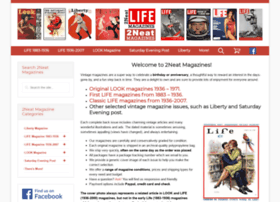 2neatmagazines.com