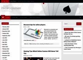 2scarygames.com