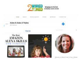 2wired2tired.com
