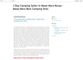 3-day-budget-camping-safari-masaimara.blogspot.com
