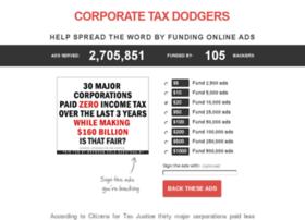30-major-corporations-paid-zero-income-tax.adbacker.com