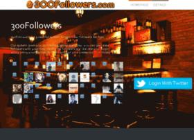 300followers.com