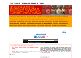 300spartanwarriors.com
