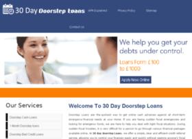 30daydoorsteploans.co.uk