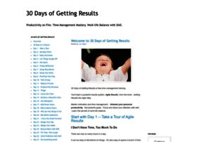 30daysofgettingresults.com