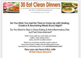 30eatcleandinners.cleancuisineandmore.com