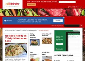 30minutemeals.cdkitchen.com