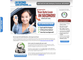 30secondloanapproval.com