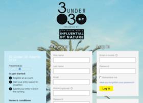 30under30.awardsplatform.com