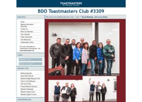 3309.toastmastersclubs.org
