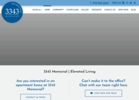 3343memorial.com