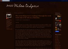 3400milestospain.blogspot.com