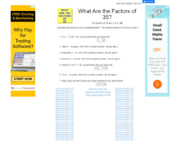 35.what-are-the-factors.com
