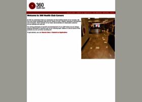 360healthclubjobs.iapplicants.com
