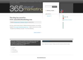 365daysofmarketing.wordpress.com