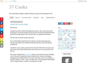 37cooks.blogspot.com