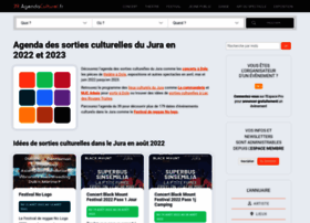 39.agendaculturel.fr
