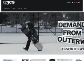 3csouterwear.com