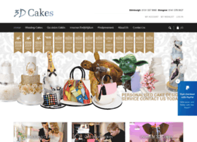 3d-cakes.co.uk