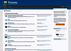 3d-forums.com