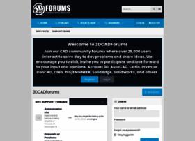 3dcadforums.com