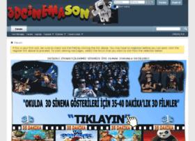 3dcinemason.com