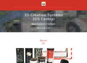 3dcreationsystems.com