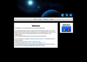 3dgalaxymap.com