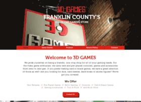 3dgamescorp.com